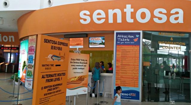 Sentosa Express Station
