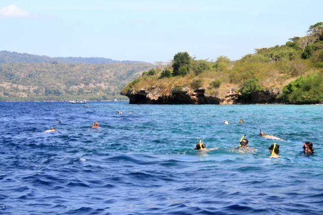 Spot untuk snorkeling