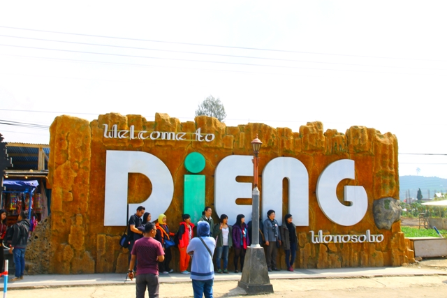 Welcome to Dieng