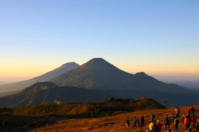 foto gunung yang menjadi best spot
