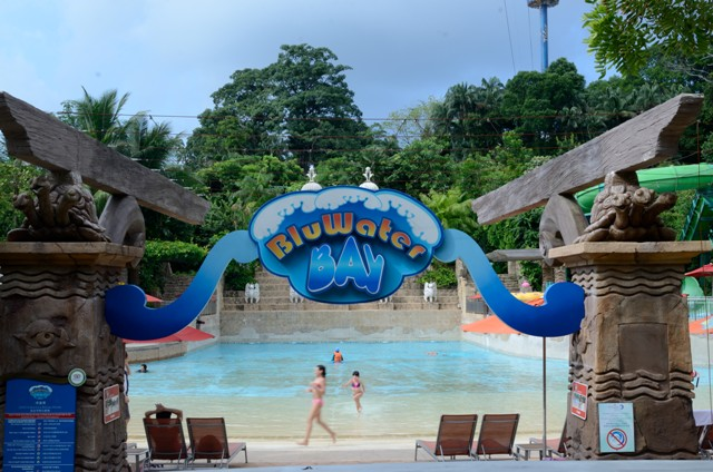 arena blubay water