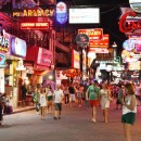Dunia Malam Pattaya Walking Street