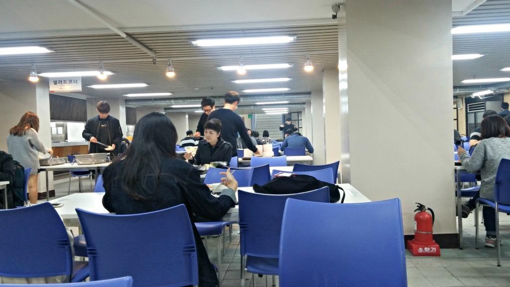 Kantin Hongik University