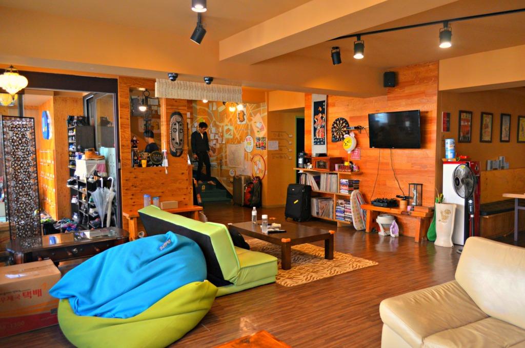 Review Guesthouse Murah Di Seoul