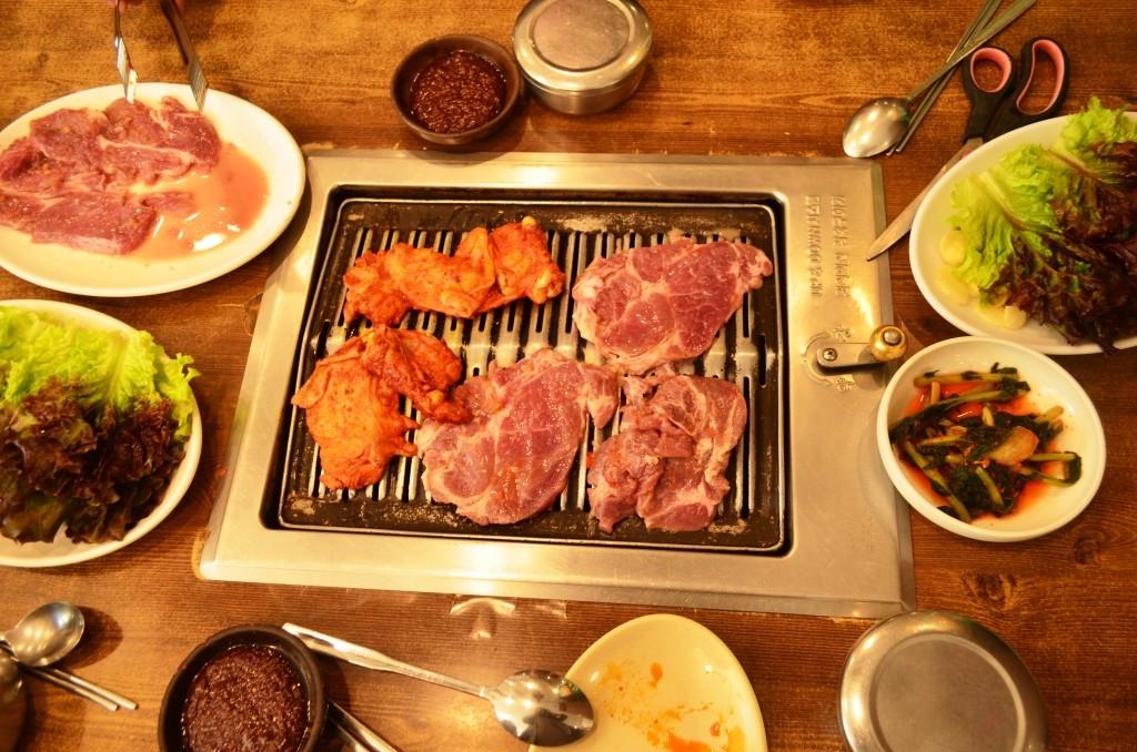Seomhyanggi Korean BBQ