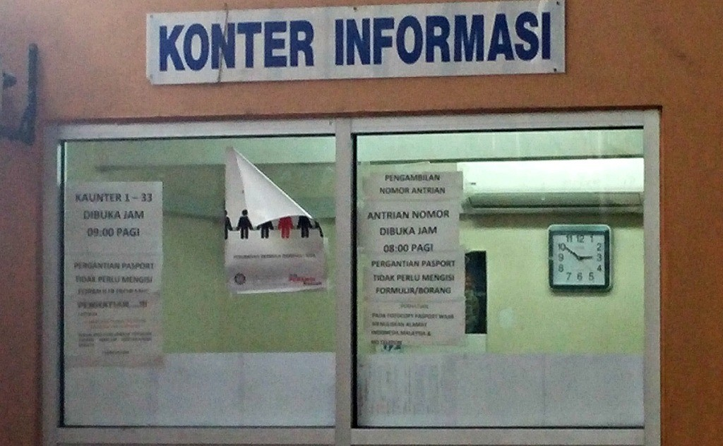 Konter Informasi